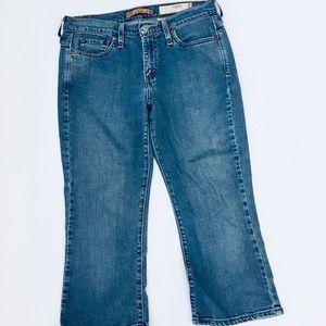 Levi's 515 Capri Jean Size 10